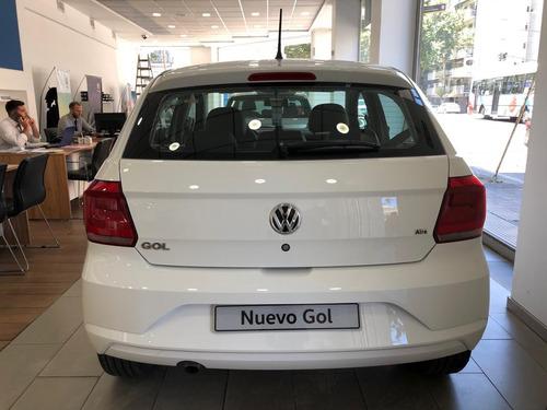 volkswagen gol trend trendline 0km 2020 nuevo vw 1.6 precio