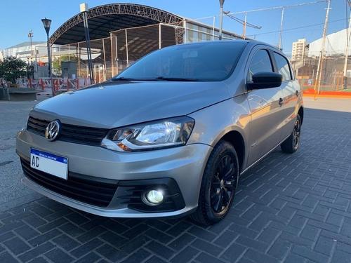 volkswagen gol trend trendline 2018 1.6 vw 5 puertas usado