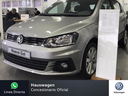 volkswagen gol trend trendline vw 2017 0km autos financiado
