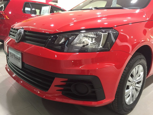 volkswagen gol trendline 100% financiado tasa 0%