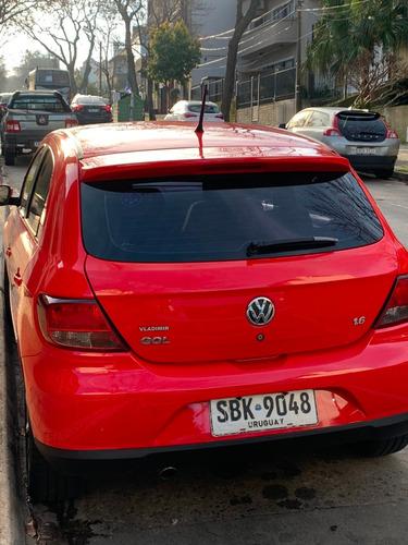 volkswagen gol trendline 2011  service oficial 8.20 1 dueño