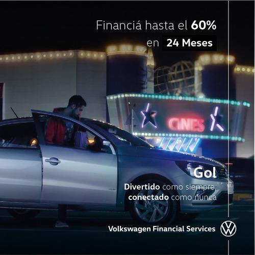 volkswagen gol trendline en stock entregas en cuarentena (1)
