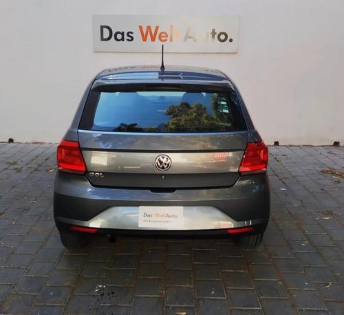 volkswagen gol trendline hb estandar 2018