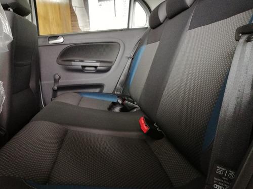 volkswagen gol - vw 0km 5 puertas negro