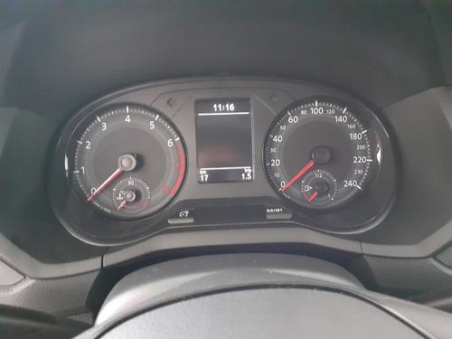 volkswagen gol6 1.6 confortline tiptronic 2020 lac