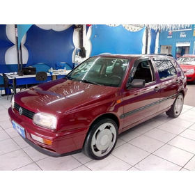 Volkswagen Golf  Gl 1.8 I Gasolina Manual