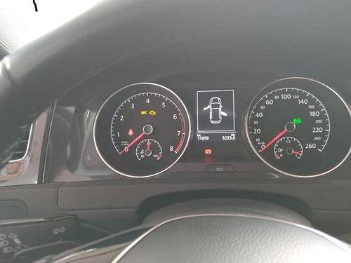 volkswagen golf 1.0 confortline 18500 km  único dono