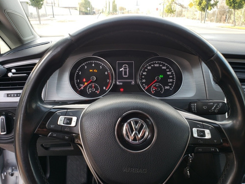 volkswagen golf 1.4 comfortline sport at 2015
