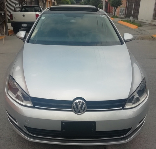 volkswagen golf 1.4 comfortline sport at 2015