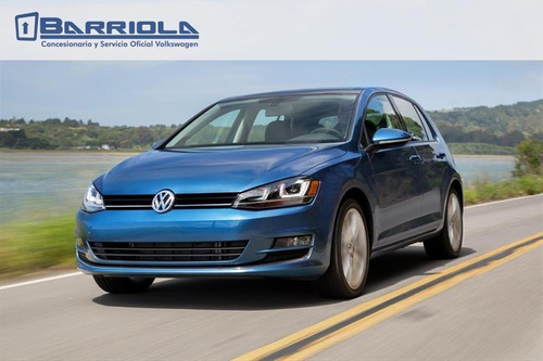 volkswagen golf 1.4 highline 2020 0km - barriola