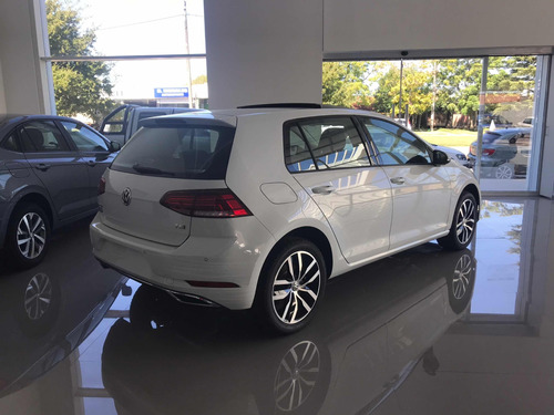 volkswagen golf 1.4 highline dsg blanco. entrega inmediata!