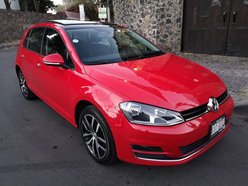 volkswagen golf 1.4 highline dsg qc 2016