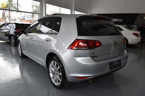 volkswagen golf 1.4 highline tsi dsg 2016