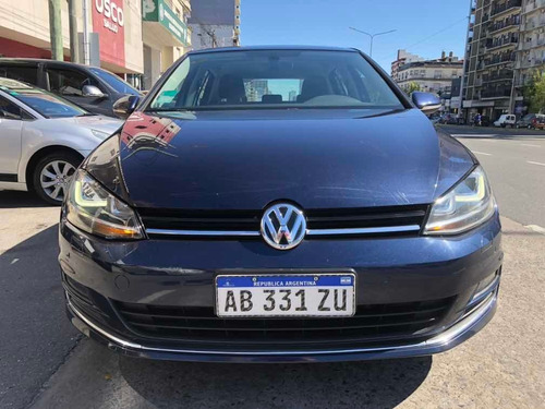 volkswagen golf 1.4 highline tsi dsg 2017 azul