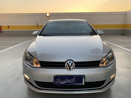 volkswagen golf 1.4 tsi highline - 2014 - 28000km - blindado