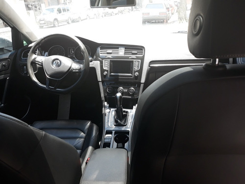 volkswagen golf 1.4 tsi highline 5p automática 2014