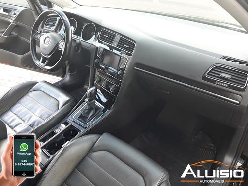 volkswagen golf 1.4 tsi highline 5p automática