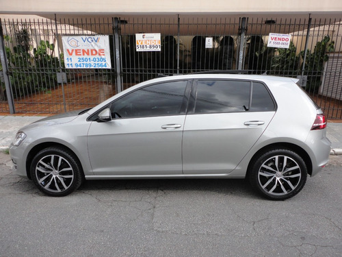 volkswagen golf 1.4 tsi highline flex aut.5p   km 4224