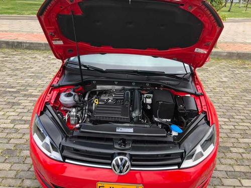 volkswagen golf 1.4 tsi turbo 2018
