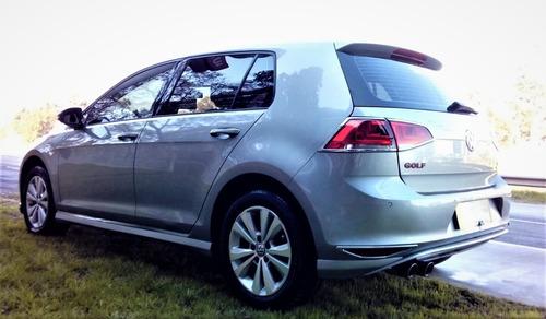 volkswagen golf 1.4l tsi bluemotion techno