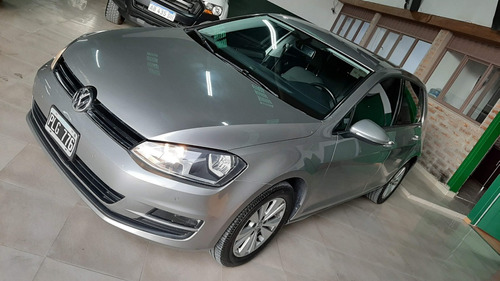 volkswagen golf 1,4l tsi bm 5p. at. año 2016 ... 60m km. !!!