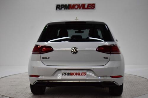 volkswagen golf 1.4t dsg comfortline 2018 rpm moviles
