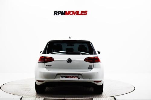 volkswagen golf 1.4t highline dsg 2017 rpm moviles