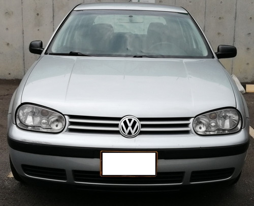 volkswagen golf 1.6 2002 5 puertas