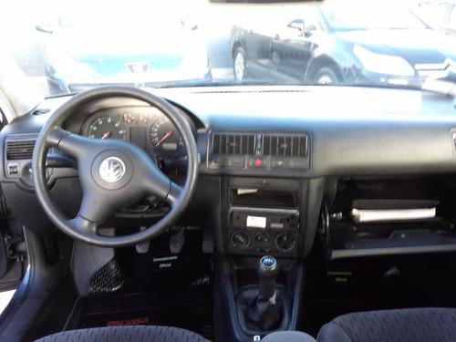 volkswagen golf 1.6 confort 5ptas 2004 156000km impecable
