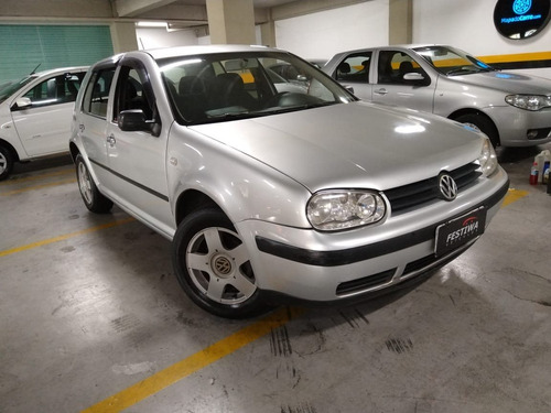 volkswagen golf 1.6 mi 8v gasolina 4p manual