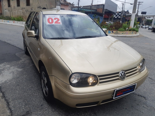 volkswagen golf 1.6 plus 5p 2002
