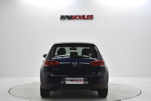 volkswagen golf 1.6 trendline mt 2016 rpm moviles