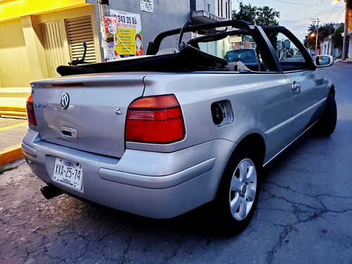 volkswagen golf 1.8 cabrio gls aa at 2001