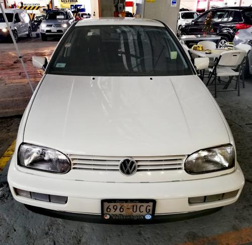 volkswagen golf 1.8 gl mt 1998 mexcar