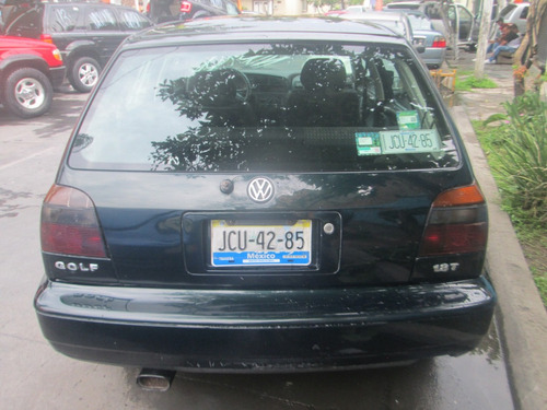 volkswagen golf 1.8 gl mt 1999