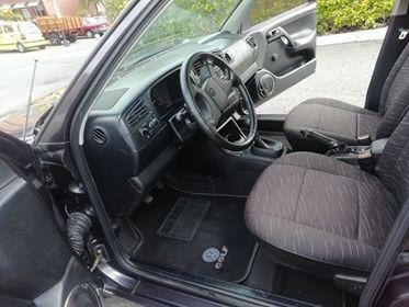 volkswagen golf 1995 motor 1800 5 puertas