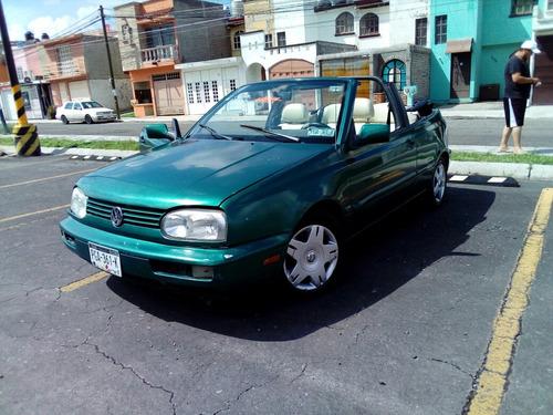 volkswagen golf 2.0 cabrio aa at 1997
