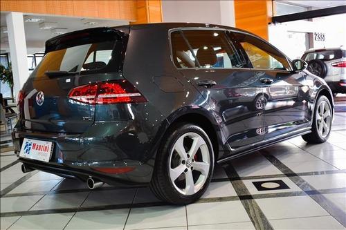 volkswagen golf 2.0 gti 16v turbo gasolina automático