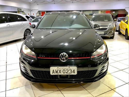 volkswagen golf 2.0 gti 220cv turbo gasolina