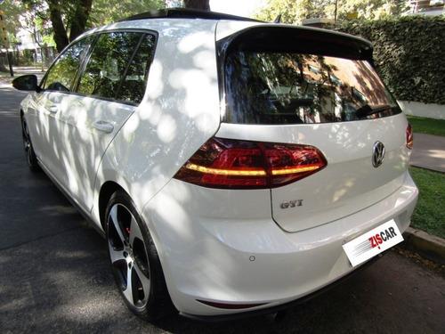 volkswagen golf 2.0 gti aut 2018
