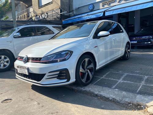 volkswagen golf 2.0 gti tsi app connect 2018