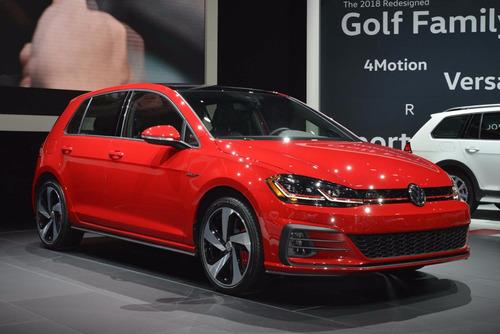 volkswagen golf 2.0 gti tsi app connect 211cv vw 0 km 19