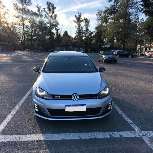 volkswagen golf 2.0 gti tsi app connect + cuero 2016