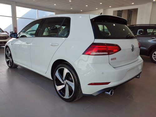 volkswagen golf 2.0 gti tsi app connect + cuero 2020