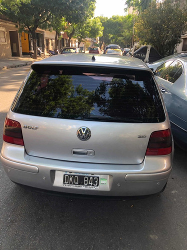 volkswagen golf 2.0 highline at 2000