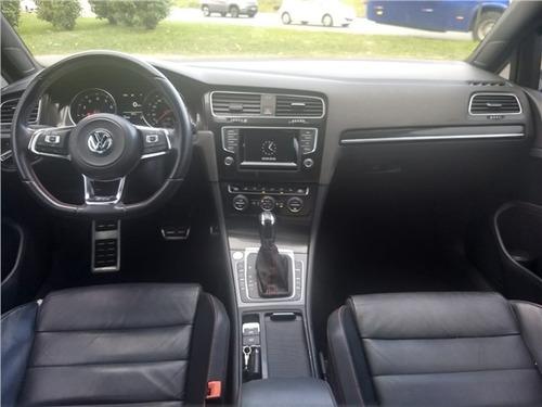 volkswagen golf 2.0 tsi gti 16v 220cv turbo gasolina 4p auto