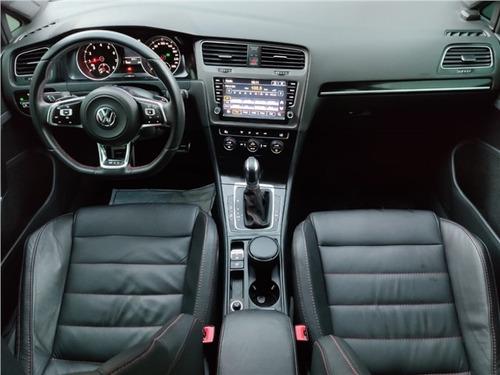 volkswagen golf 2.0 tsi gti 16v 230cv turbo gasolina 4p auto