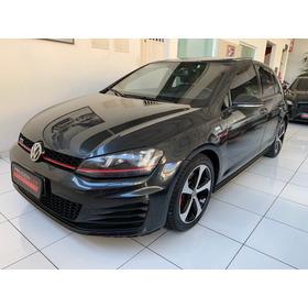 Volkswagen Golf 2.0 Tsi Gti 2014 Cinza Blindado