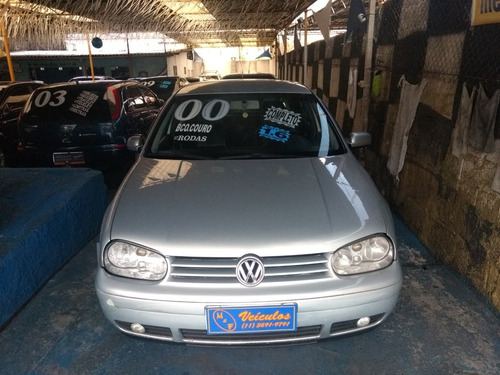 volkswagen golf 2000 1.6 4p   m & f veiculos