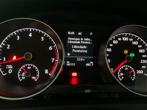 volkswagen golf 2014 1.4 tsi highline automática 66.000 km